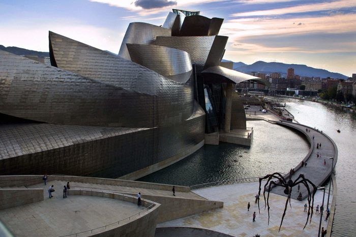 España: Madrid, Bilbao y Barcelona