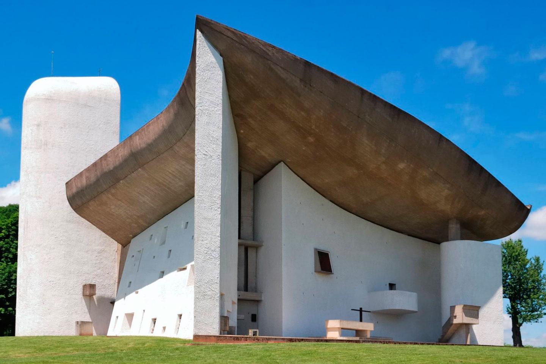 Viaje por la arquitectura de Basilea de la mano de Le Corbusier