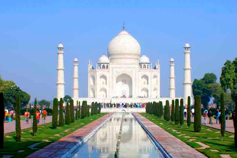 Viaje por la arquitectura india
