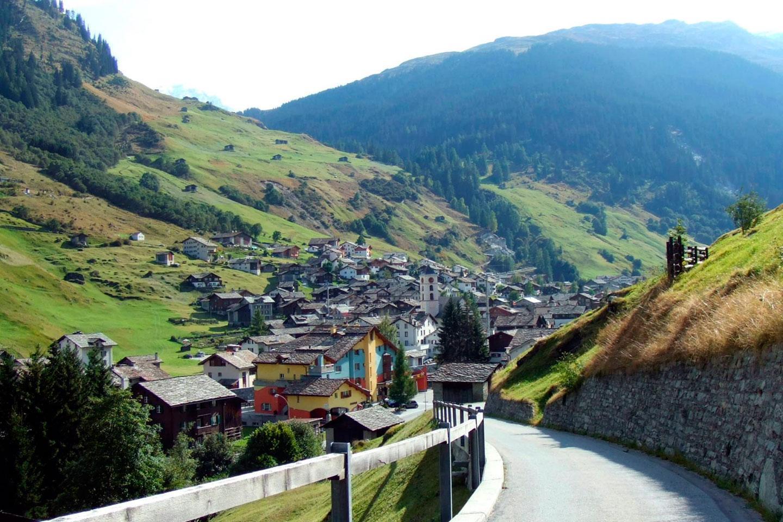 Viaje por la arquitectura suiza de la mano de Peter Zumthor