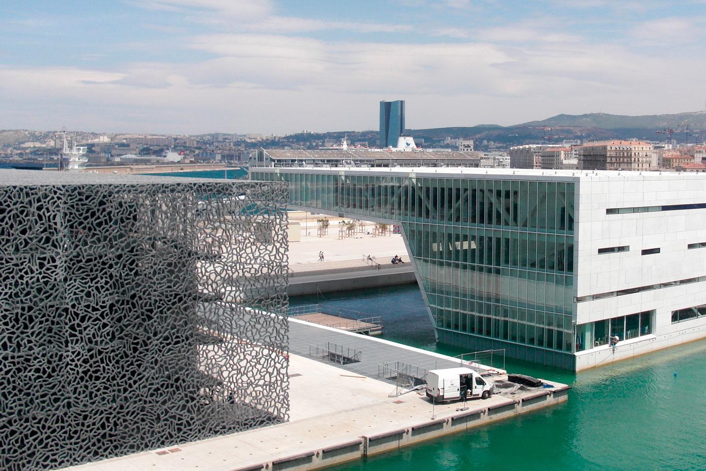 Marsella de Le Corbusier