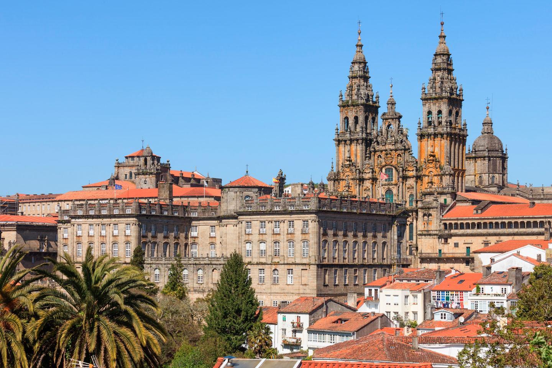 Santiago de Compostela en tres días