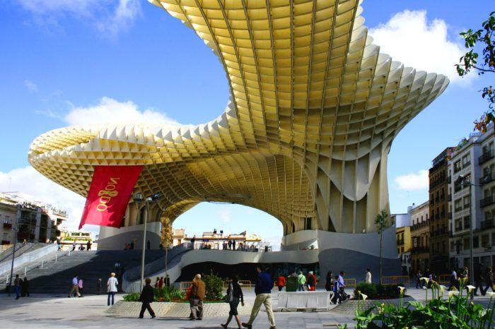 Viaje de arquitectura a Andalucía: Sevilla, Cádiz y Córdoba, un enfoque sensible de la arquitectura