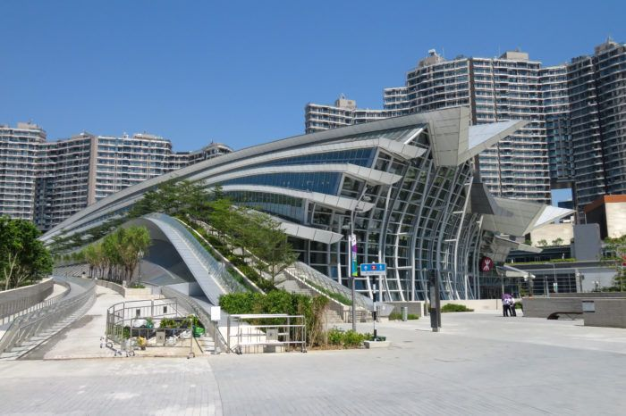 Viaje de arquitectura a Hong Kong