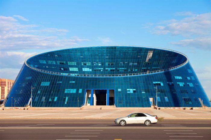 Viaje de arquitectura a Kazajistán